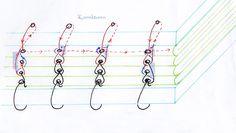 Nachdem ich schon gezeigt habe, wie die klassischen Einbände gemacht werden, möchte ich heute einmal eine Anleitung für eine Bindung mit ei...