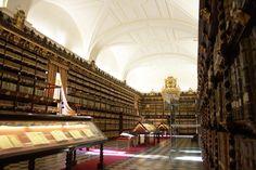 La biblioteca de Santa Cruz es la Sección General de Fondo Antiguo de la Universidad de Valladolid, que recoge todas las obras publicadas con anterioridad a 1835 de la Biblioteca Universitaria de Valladolid y el fondo de la propia biblioteca de Santa Cruz.