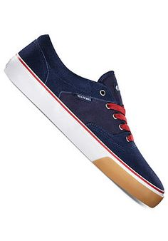 ETNIES Fairfax blue/red/white