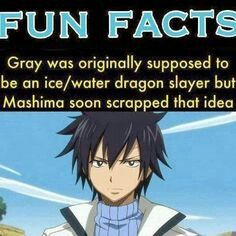 Amit it. Gray would be simply unbeatable as a dragon Slayer!