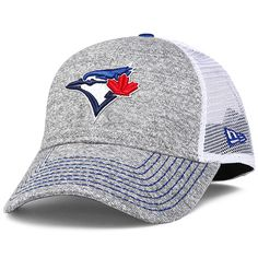 7bc943e1e10 Toronto Blue Jays Women s Shorty Twist Adjustable Cap by New Era - MLB.com  Shop