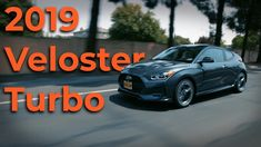 The 2019 Hyundai Veloster is not your average hatch. Aside from its unique 3 door design, it comes with 3 different sporty turbo trims in the lineup of 5 pos. Veloster Turbo, Hyundai Veloster, Things To Come