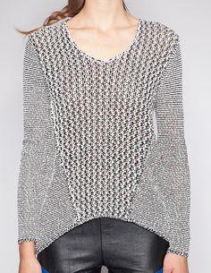 Marle Knit Sweater