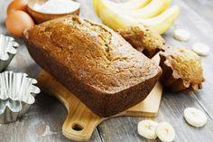 Bananenbrot - Vollkorn & mit Nüssen - schon probiert