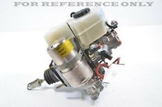 Find many great new  used options and get the best deals for 2001-2002 TOYOTA 4RUNNER ABS PUMP BRAKE BOOSTER MASTER CYLINDER ASSEMBLY at the best online prices at eBay! Free shipping for many products! 2001 4runner, Toyota 4runner, Chevy Express, Brake Repair, Ab Wheel, Used Ford, Safety Switch, Nissan Maxima, Mopar
