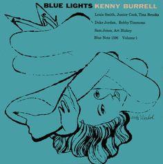 Kenny Burrell : Blue Lights _Andy Warhol