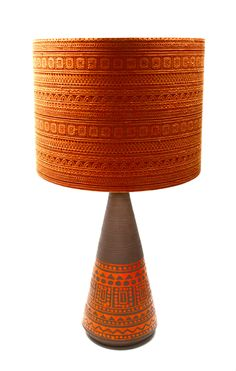 Raymor Table Lamp With Matching Shade