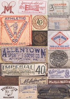 Mens Collections: Vintage American Sportswear Graphics: