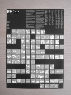 Otl Aicher and the pictograms. Made for the Olympic Games in Munich also used in Montreal Over 600 have been created. Information Poster, Information Graphics, International Typographic Style, Otl Aicher, Grid, Poster Design Inspiration, Wayfinding Signage, Environmental Graphics, Communication Design