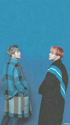 ❣ RAP MONSTER KIM NAMJOON J-HOPEJUNG HOSEOK #BTS #방탄소년단