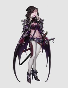 ArtStation - dragon hunter, c juk (choi ji wuk)