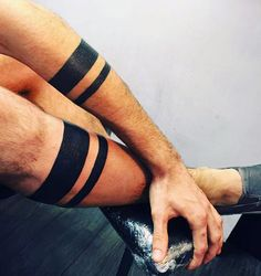 tattoos | 50 Black Band Tattoo Designs For Men – Bold Ink Ideas #tattoo #men #band