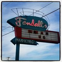 Vintage ice cream sign, Fendall's ice cream in Salt Lake City, Utah This was my friends uncles business. Salt Lake City Bars, Salt Lake City Utah, Love Neon Sign, Neon Signs, Vintage Signs, Vintage Photos, Ice Cream Sign, Vintage Ice Cream, Old Advertisements