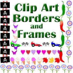 Welcome to the web's best collection of free clip art borders and frame border graphics.  Clip art borders and picture frame borders are one of...