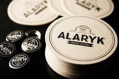 Le studio Àsenso sublime l'identité visuelle de la brasserie Alaryk  #bieresartisanales #bieresbiologiques #craftbeer #bieresetgastronomie #savoirfaire #frenchbeer #Alarykbeer #brasserieAlaryk #studioasenso #design #imagedemarque