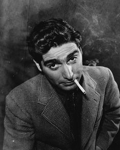 """The great photojournalist Robert Capa was born today, October 22, 1913. Pictured here in 1942. (Alfred Eisenstaedt—The LIFE Picture Collection/Getty…"""