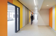 modern office corridor design - Google Search