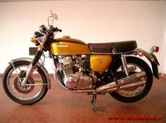 Risultati immagini per honda 750 four Honda 750, Japanese Motorcycle, Cb750, Bike, Cars, Motorbikes, Bicycle, Autos, Bicycles