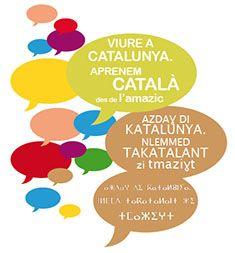 Viure a Catalunya. Aprenem català des de l'amazic