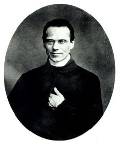 """Bl. Francis Xavier Seelos--He was known to have success with the most hardened sinners. He would appeal to them with words like these: """"O, you sinners who have not courage to confess your sins because they are so numerous or so grievous or so shameful! Oh, come without fear or trembling! I promise to receive you with all mildness; if I do not keep my word, I here publicly give you permission to cast it up to me in the confessional and to charge me with a falsehood!"""" Blessed Francis Xavier…"""