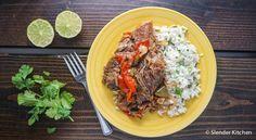Sunday Slow Cooker: Spicy Braised Beef | Slender Kitchen