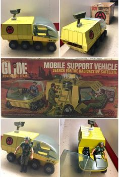 ** 1964-GI JOE CANADA-2018 ** New 1//6 Scale 10 Cracked Jewels Multi Color