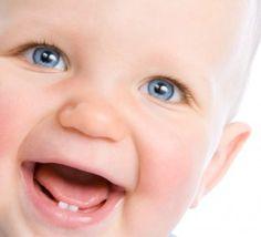 La importancia de sus primeros dientes