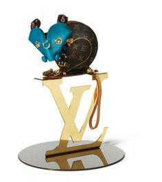 Louis Vuitton – Maroquinaris Zoologicae By Billie Achilleos