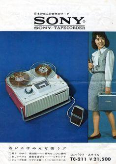 • Catalogues • ⋅ Sony TC-211 ⋅
