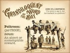 Image result for grandiloquent words a day