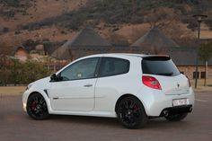 Renault Clio RS Cup (2011)