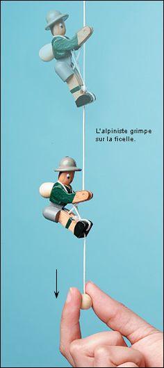 Petit alpiniste - Cadeaux