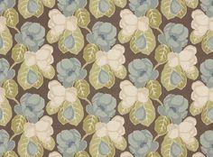 Marielle Indian Teal - Mirabel : Romo Designer Fabrics & Wallcoverings, Upholstery Fabrics
