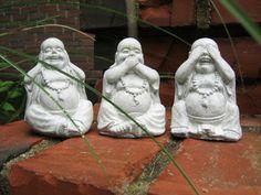 Hey, I found this really awesome Etsy listing at https://www.etsy.com/listing/97645585/buddha-statues-three-laughing-buddha