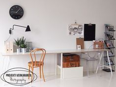 HOME OFFICE // Miltä näyttää nyt? / oblik.