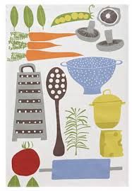 Image result for retro tea towels