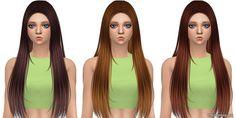Raphael Hair Retexture at Simista • Sims 4 Updates