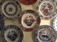 louca por porcelana: De novo meus pratos de estilo oriental...