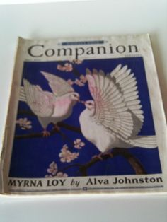 13 Companion Magazines 1935 -1937