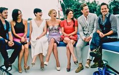 once upon a time cast ☆comic con 2013