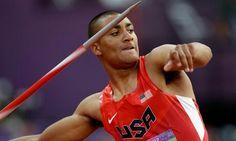 World record holder decathlon Ashton Eaton he is the real MVP