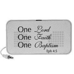 Lord Faith Baptism Speaker System