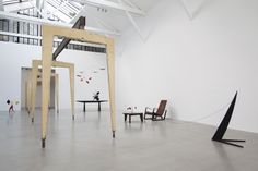 Calder/Prouvé in collaboration with #Gagosian Gallery