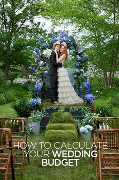 Before you book the limos or place the order for expensive champagne, it's important to determine a ballpark figure for what you can spend. Check out this article about wedding budget.