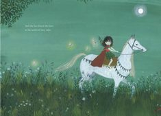Illustration by Julie Morstad - This Is Sadie By Sara O'Leary.