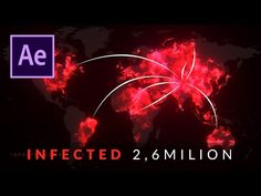 Virus Spread Effect in Adobe After Effects Tutorial Adobe After Effects Tutorials, Effects Photoshop, Vfx Tutorial, After Effect Tutorial, Mo Design, Never Stop Learning, Free Books Online, Graphic Design Tutorials, Photography And Videography