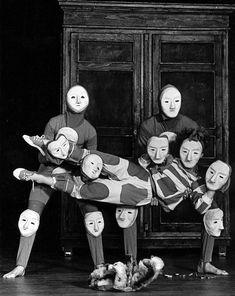 Création 1985 Mise en scène Yves Marc // Spectacle pour les 6-11 ans