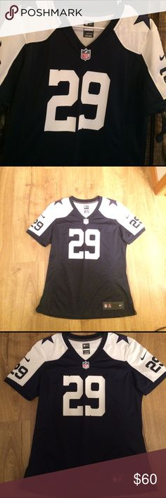 Authentic Dallas cowboys women's Murray jersey Size medium authentic Nike NFL Murray Dallas cowboys jersey.  Brand new never worn.  nike Tops Tees - Short Sleeve