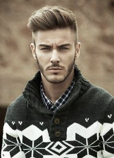 Can We Guess What Men's Style Turns You On? You got: Amazing Undercuts. (You enjoy a man that's classically handsome, with a modern sense of style. Whether it's a soccer player or a devilishly good-looking model, you know a haircut can make a man's face. If a man's hair is in style, it's totally worth your while.)