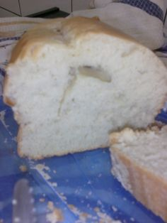 Pão de Forma Caseiro da Déby & Ian e Participaçoes rsrsrs  :)